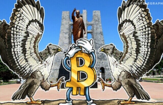 Photo courtesy CoinTelegraph