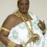 Nana Amuah Afenyi VI, aka King Peggy.