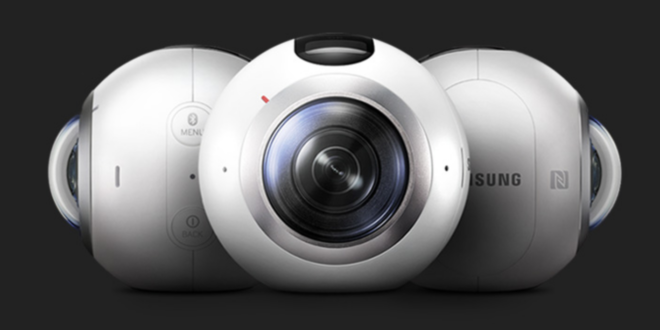 Samsung First 360-Degree Camera in South Africa