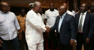President-Elect Nana Akufo-Addo To Face Pressure from Impatient Voters