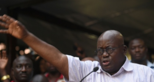 Ghana Media Projects Win For Opposition Nana Akufo-Addo In Election​​