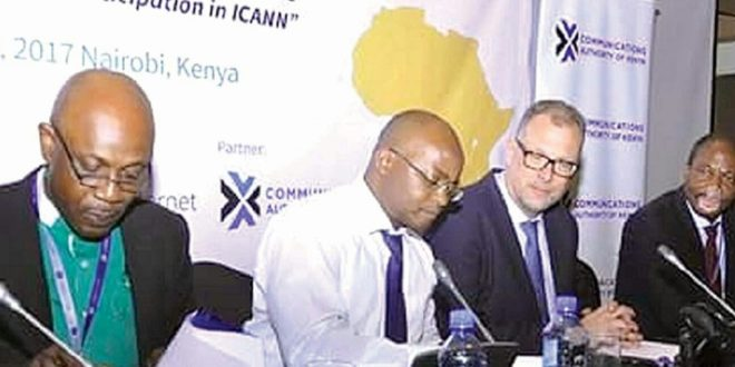 ICANN seeks increased support for DNS industry within Africa at its first ever 2day Regional Workshop held in Nairobi, capital of Kenya in January 2017