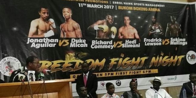 Ghana Boxing Authority President Says Boxing Is Number One Sport In Ghana